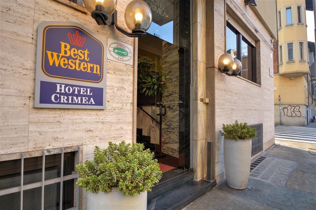 Best Western Hotel Crimea - Vista exterior