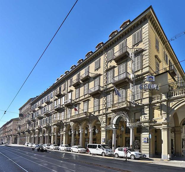 Best Western Plus Hotel Genova - Aussenansicht