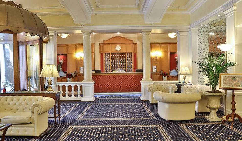 Best Western Plus Hotel Genova - Hall