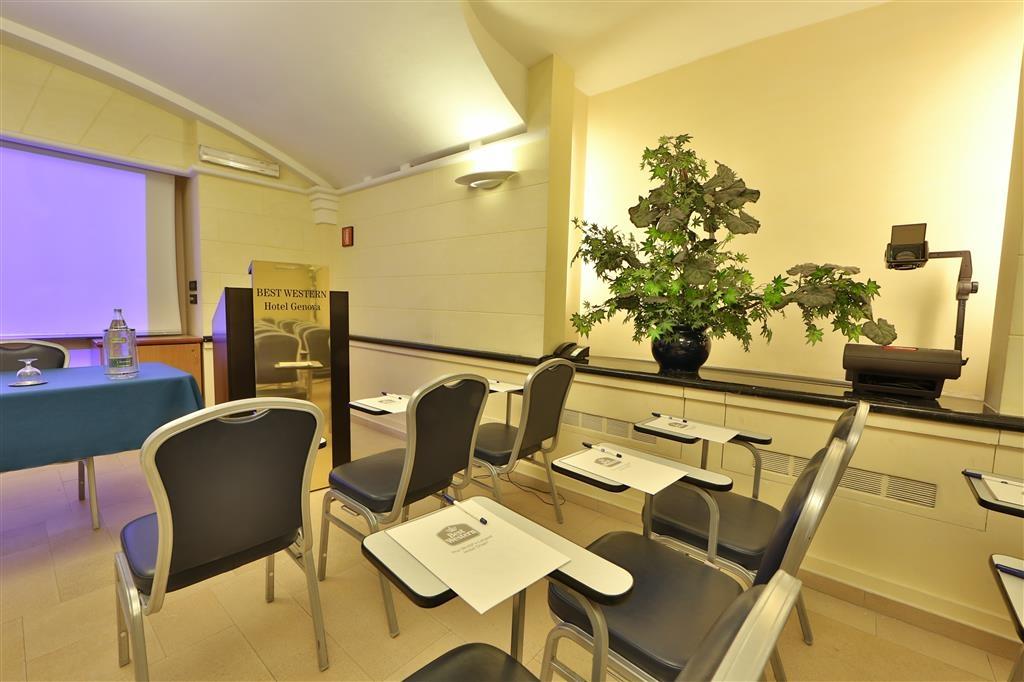 Best Western Plus Hotel Genova - Sala de reuniones