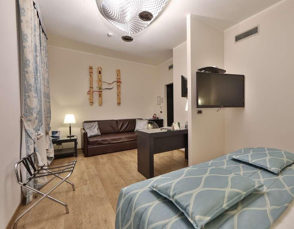 Best Western Plus Hotel Genova - Camere / sistemazione