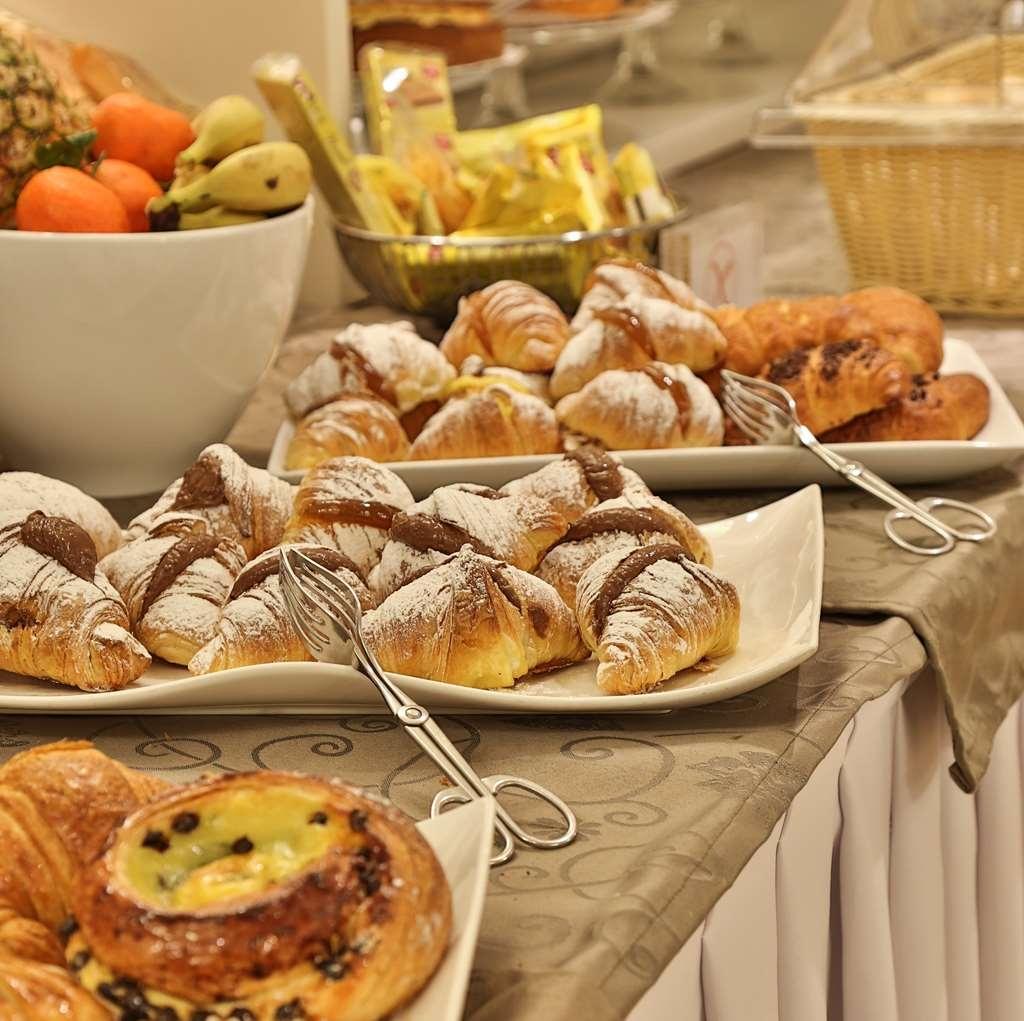 Best Western Plus Hotel Genova - Area colazione