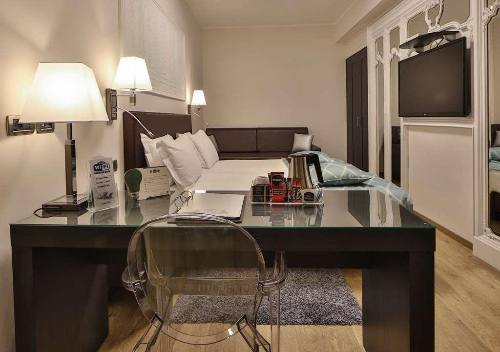 Best Western Plus Hotel Genova - Habitaciones/Alojamientos