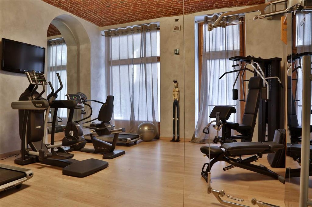 Best Western Plus Hotel Genova - Gymnase