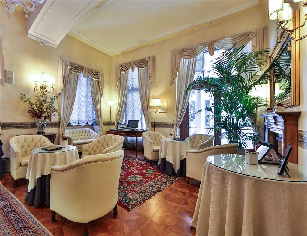 Best Western Plus Hotel Genova - Hall