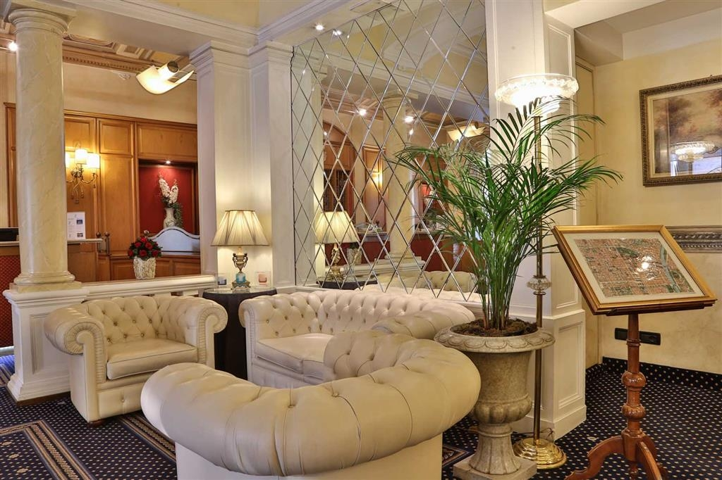 Best Western Plus Hotel Genova - Foyer