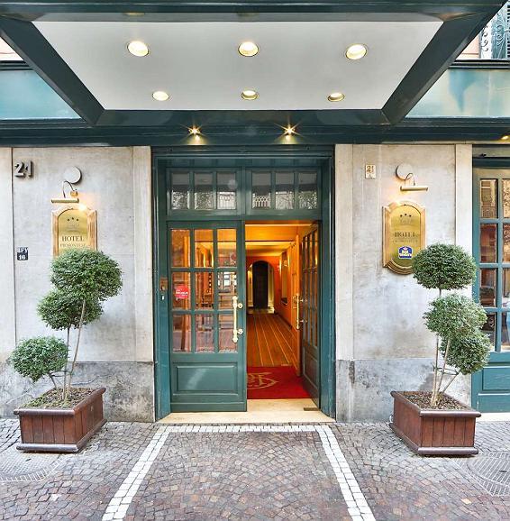 Hotel In Torino Best Western Hotel Piemontese