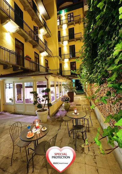 Best Western Hotel Piemontese - Area esterna
