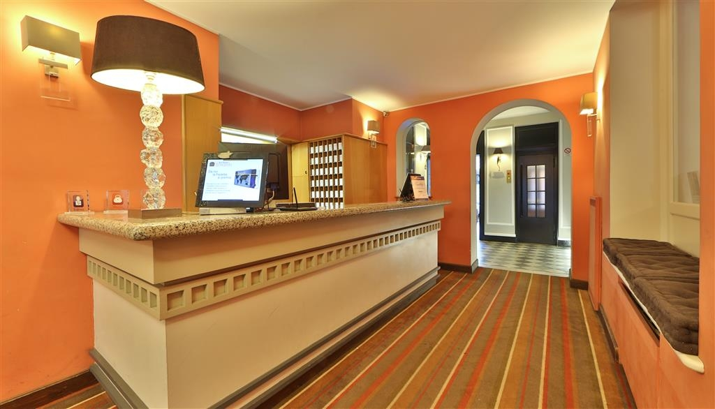 Best Western Hotel Piemontese - Reception
