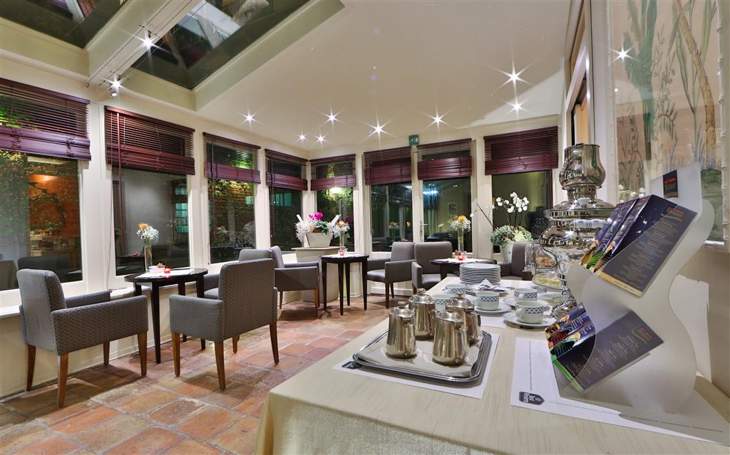 Best Western Hotel Piemontese - Area colazione