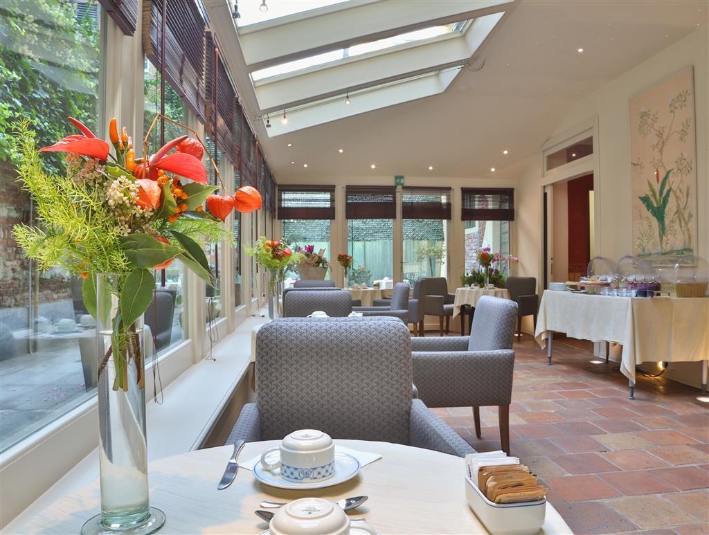 Best Western Hotel Piemontese - Frühstücksbereich