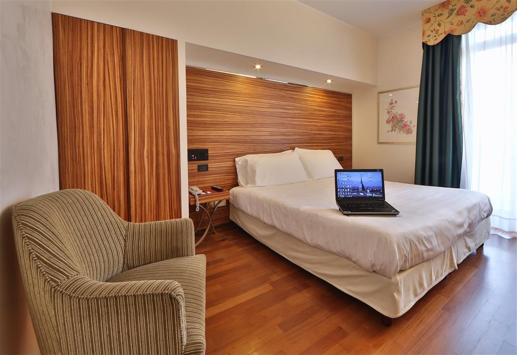 Best Western Hotel Piemontese - Camera per gli ospiti