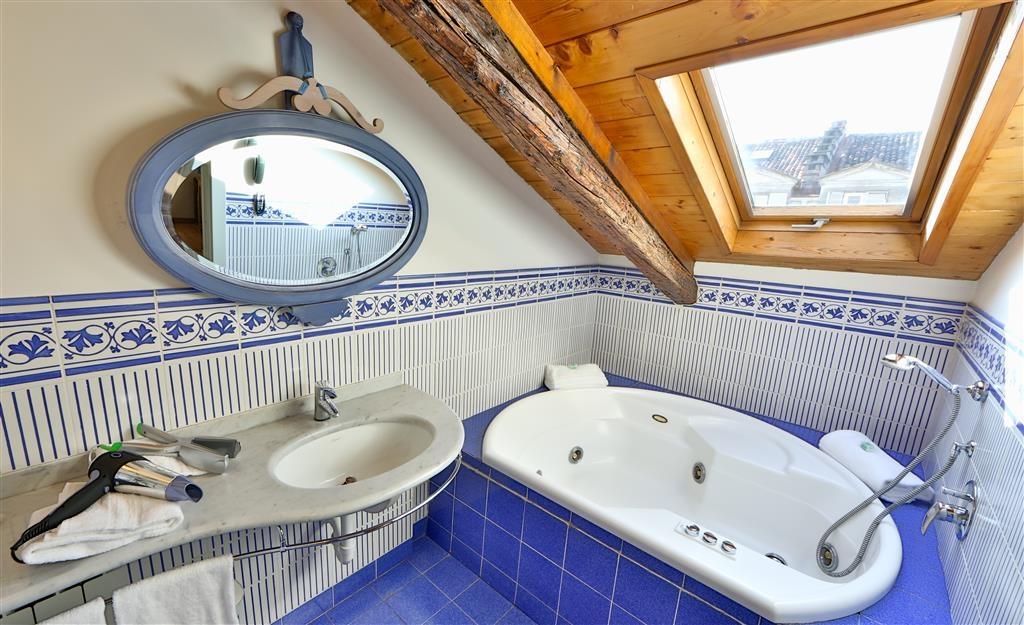 Best Western Hotel Piemontese - Gästebad