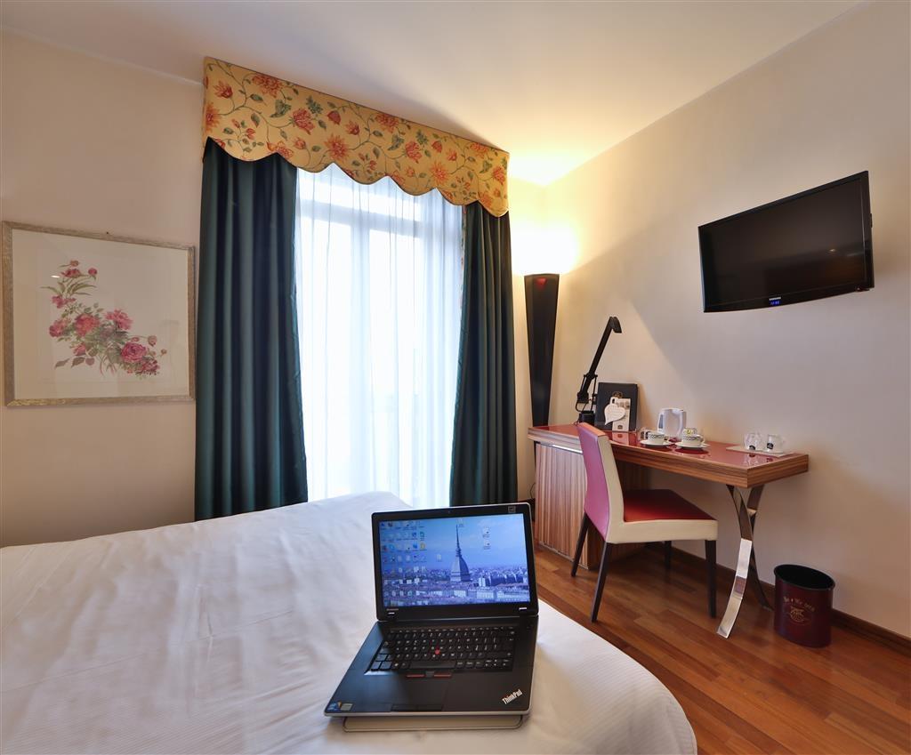 Best Western Hotel Piemontese - Chambre
