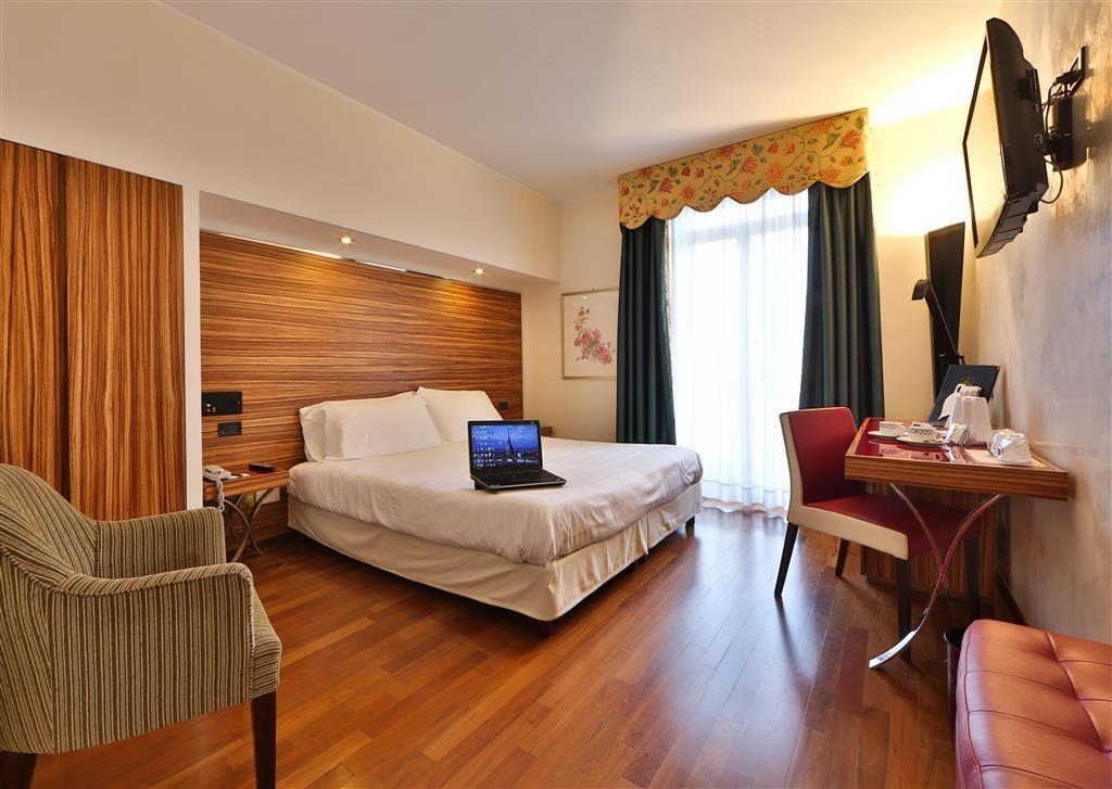 Best Western Hotel Piemontese - Gästezimmer