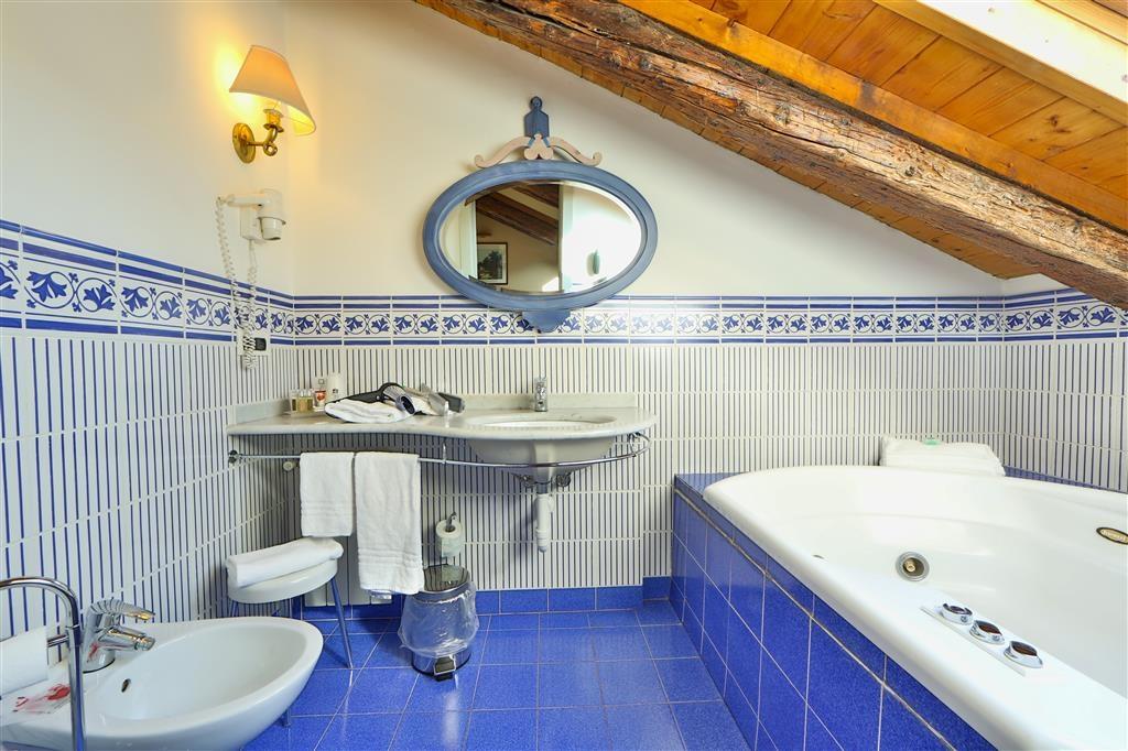 Best Western Hotel Piemontese - Bagno