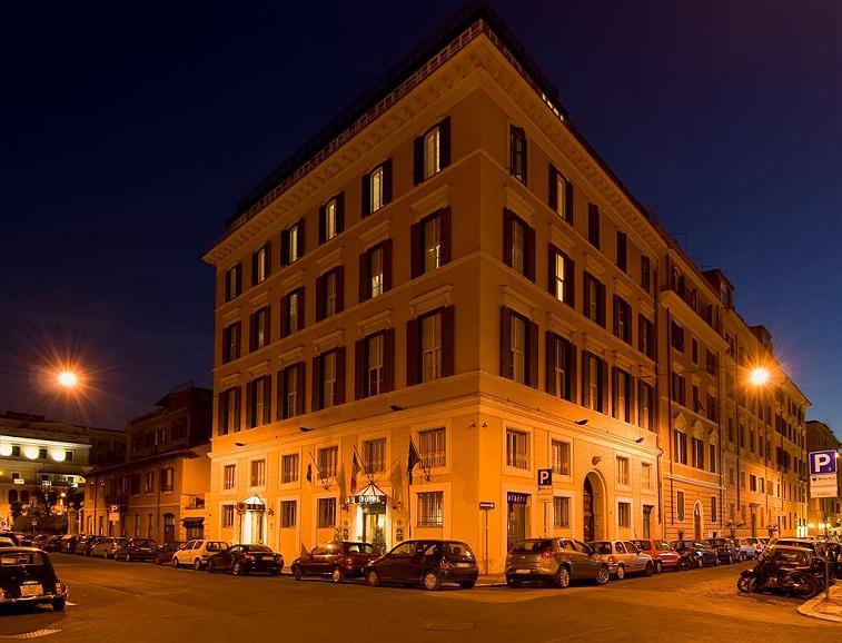 Hotel Best Western Hotel Artdeco, Rome