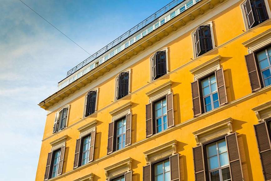 Best Western Hotel Artdeco - Aussenansicht
