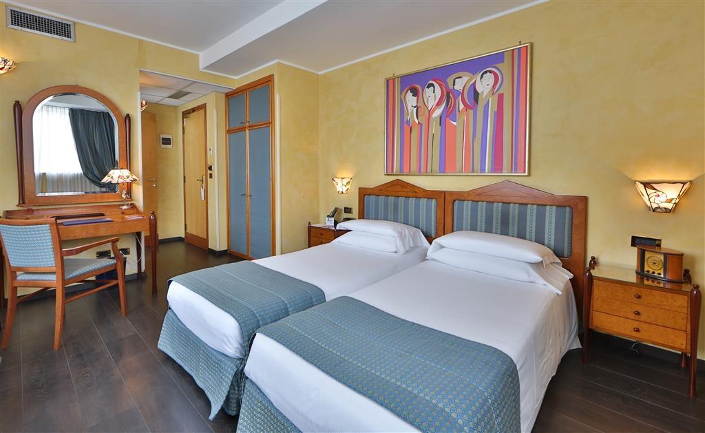 Best Western Hotel Artdeco - Habitaciones/Alojamientos
