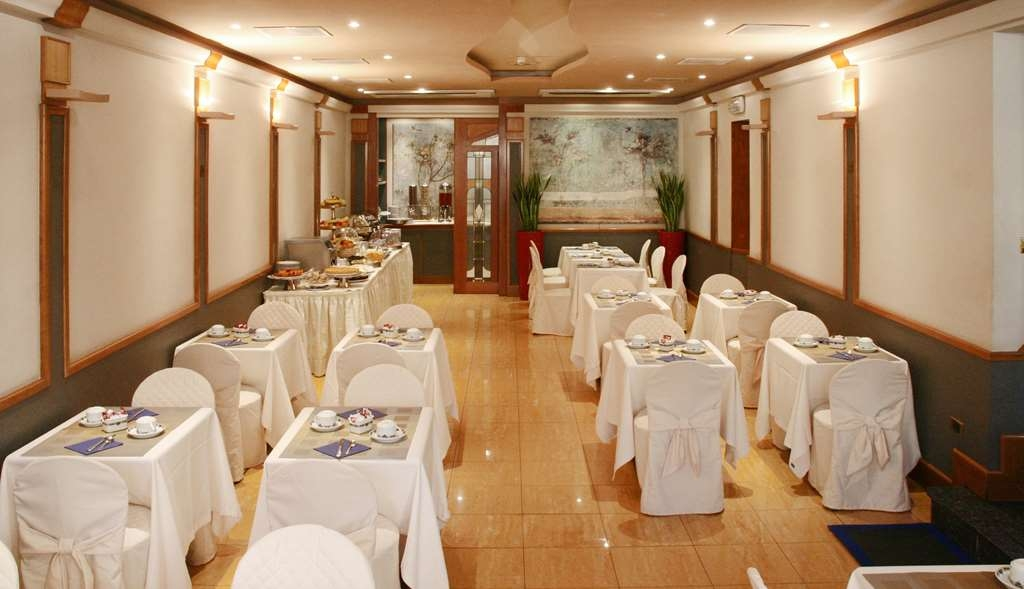 Best Western Hotel Artdeco - Restaurant / Gastronomie