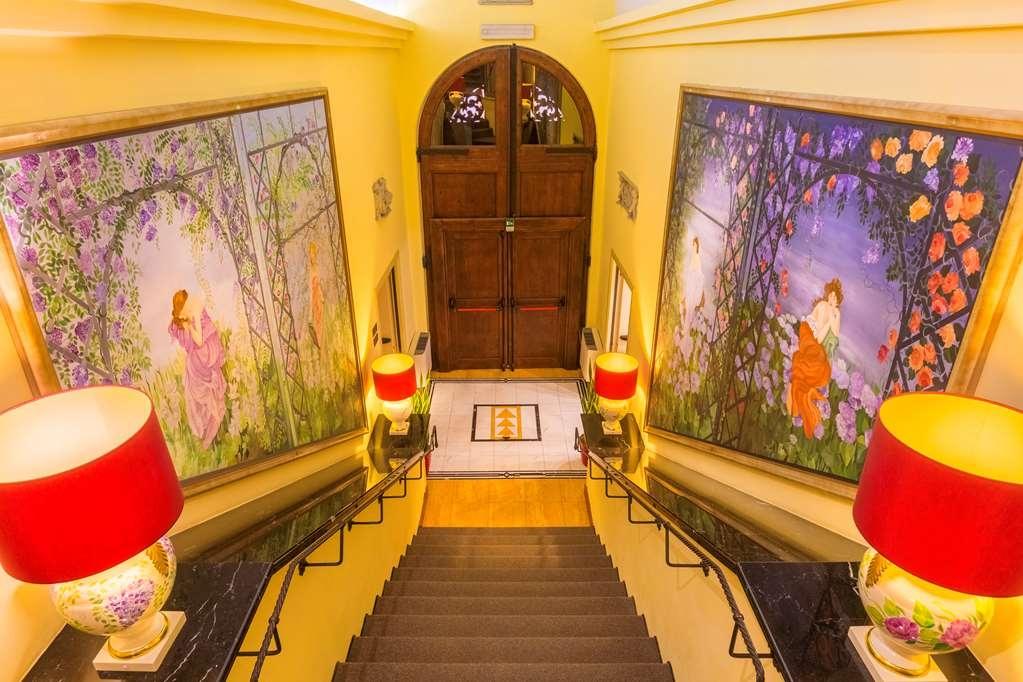 Best Western Hotel Artdeco - Hall