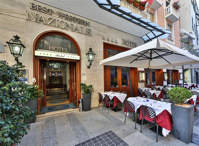 Best Western Hotel Nazionale - Außenansicht
