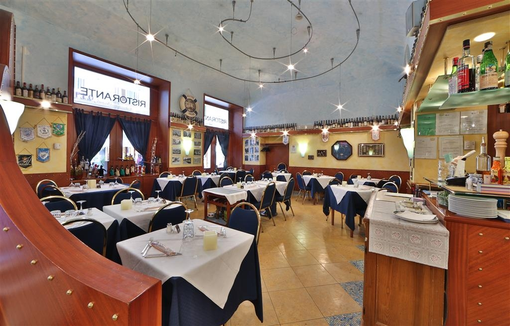 Best Western Hotel Nazionale - Restaurante