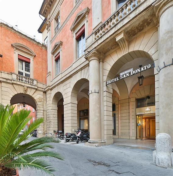 Best Western Hotel San Donato - Aussenansicht