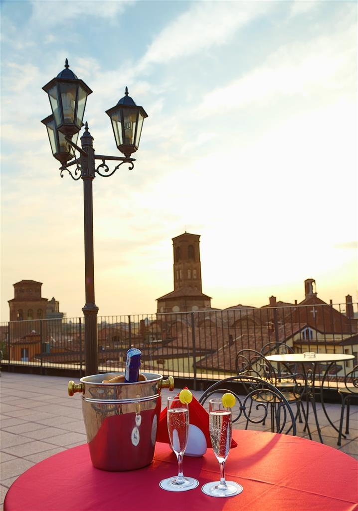 Best Western Hotel San Donato - Terrace