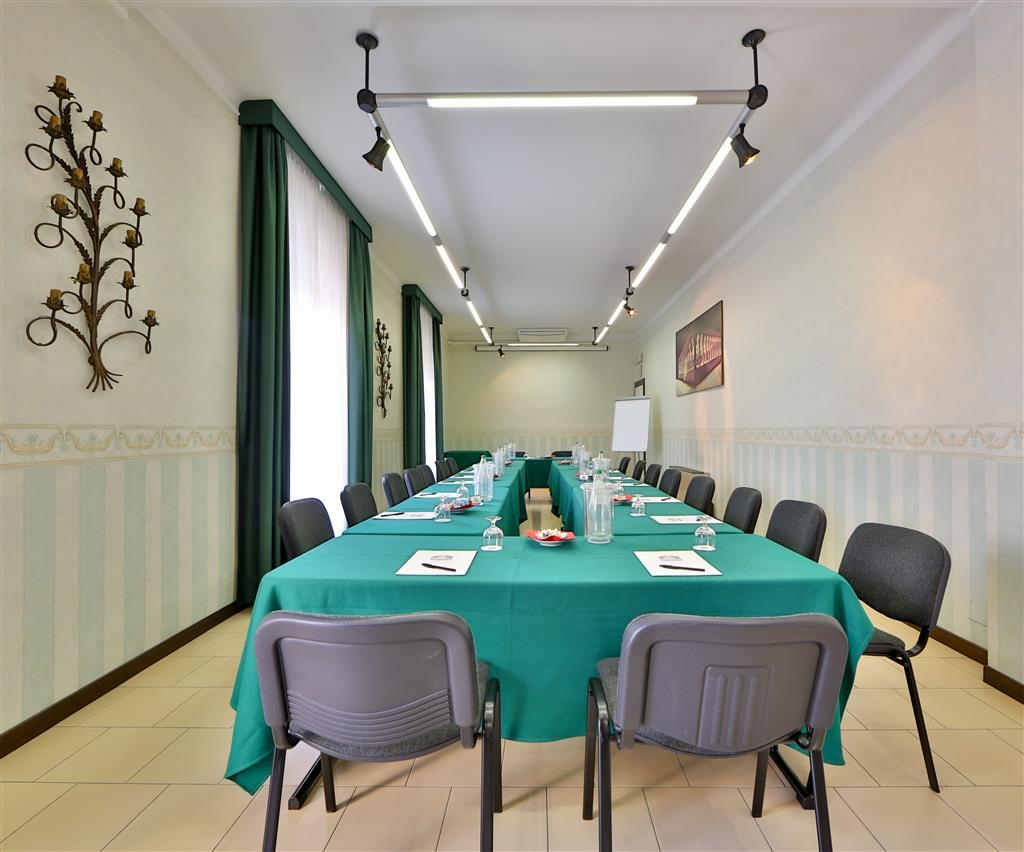 Best Western Hotel San Donato - Meeting Room