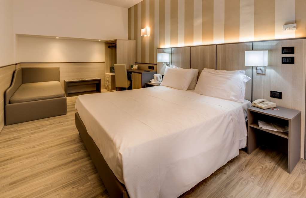 Best Western Hotel San Donato - Chambres / Logements