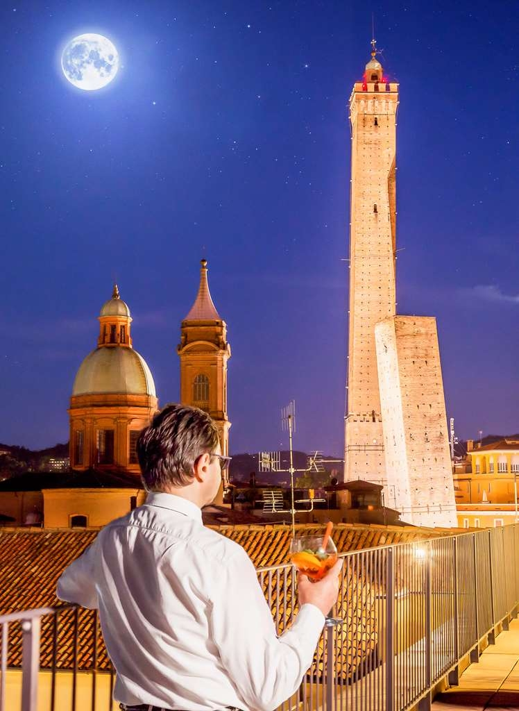 Best Western Hotel San Donato - the best view in town !