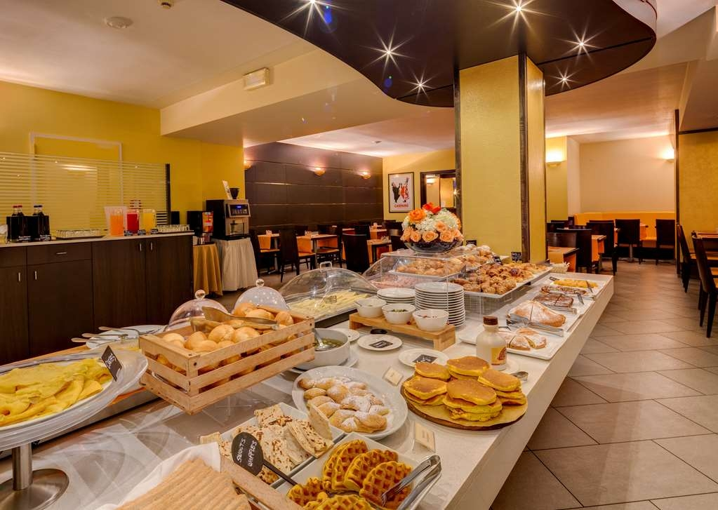 Best Western City Hotel - Restaurante/Comedor
