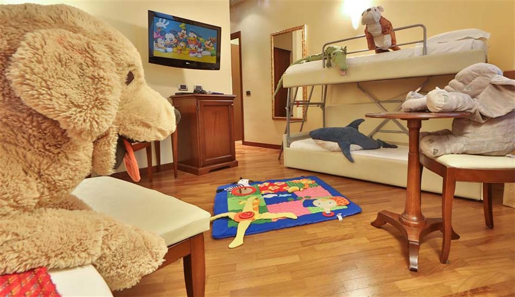 Best Western Hotel Metropoli - Family Room