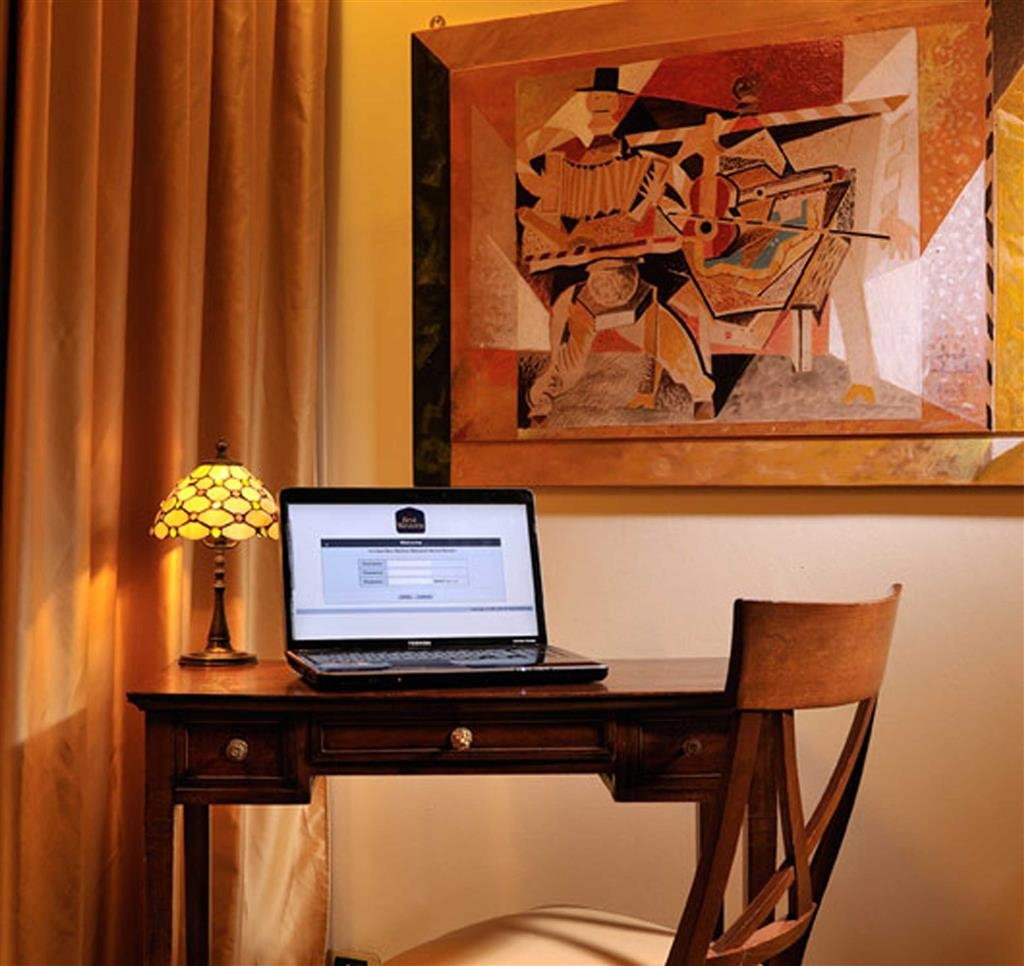 Best Western Hotel Metropoli - Internet Corner