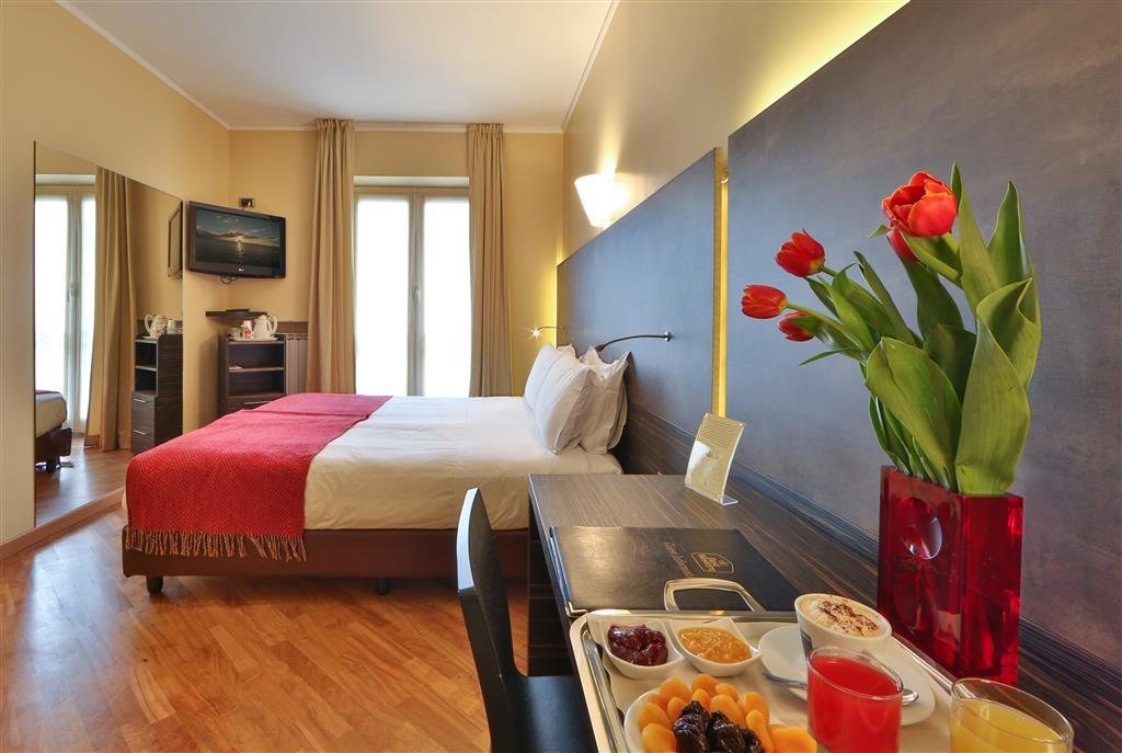 Best Western Hotel Metropoli - camera matrimoniale