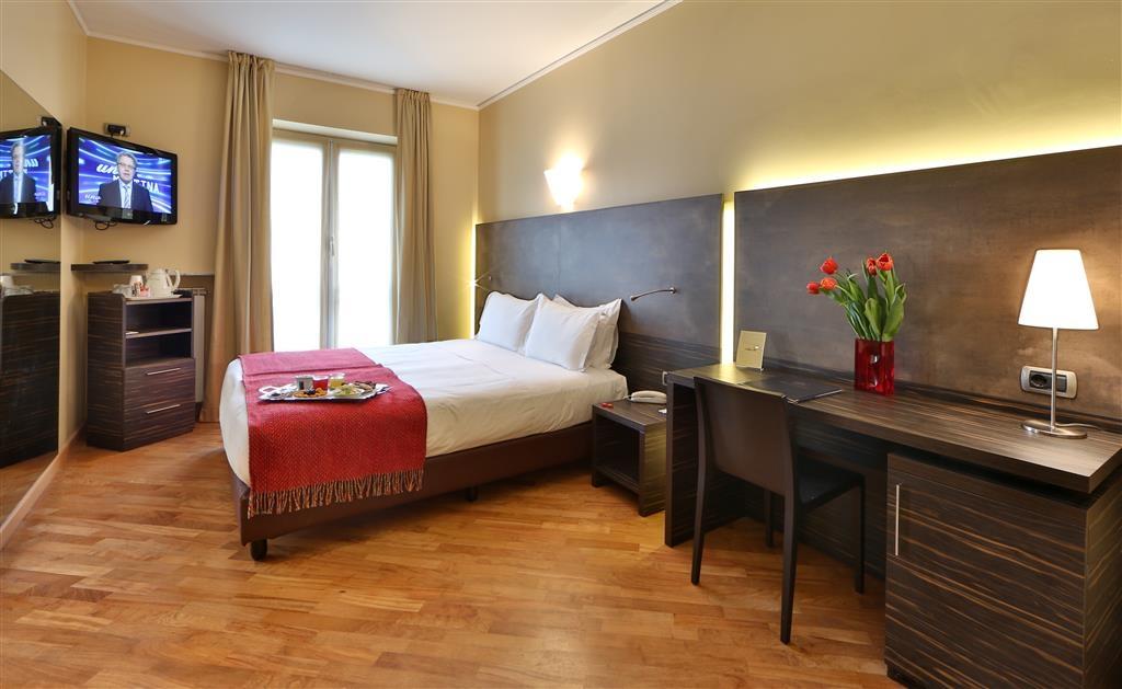 Best Western Hotel Metropoli - Quad room