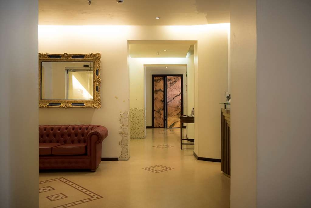 Best Western Hotel Metropoli - Reception