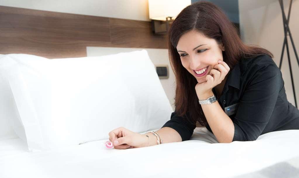 Best Western Hotel Metropoli - Staff