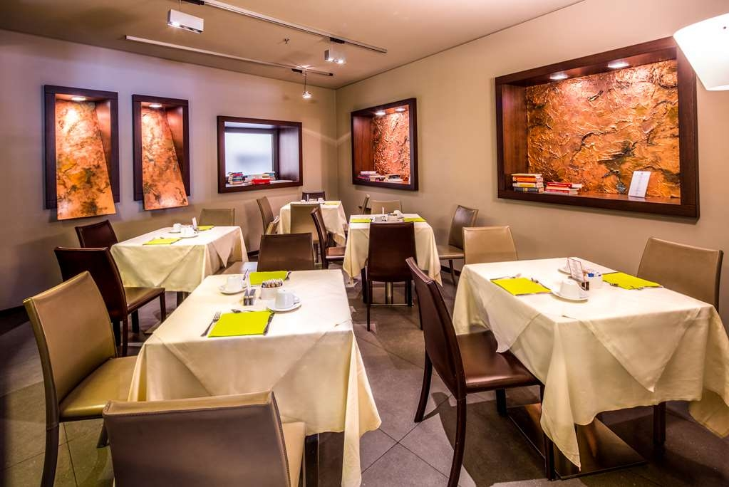 Best Western Hotel Metropoli - Breakfast room