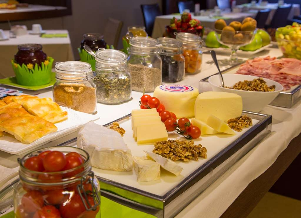 Best Western Hotel Metropoli - Breakfast Buffet