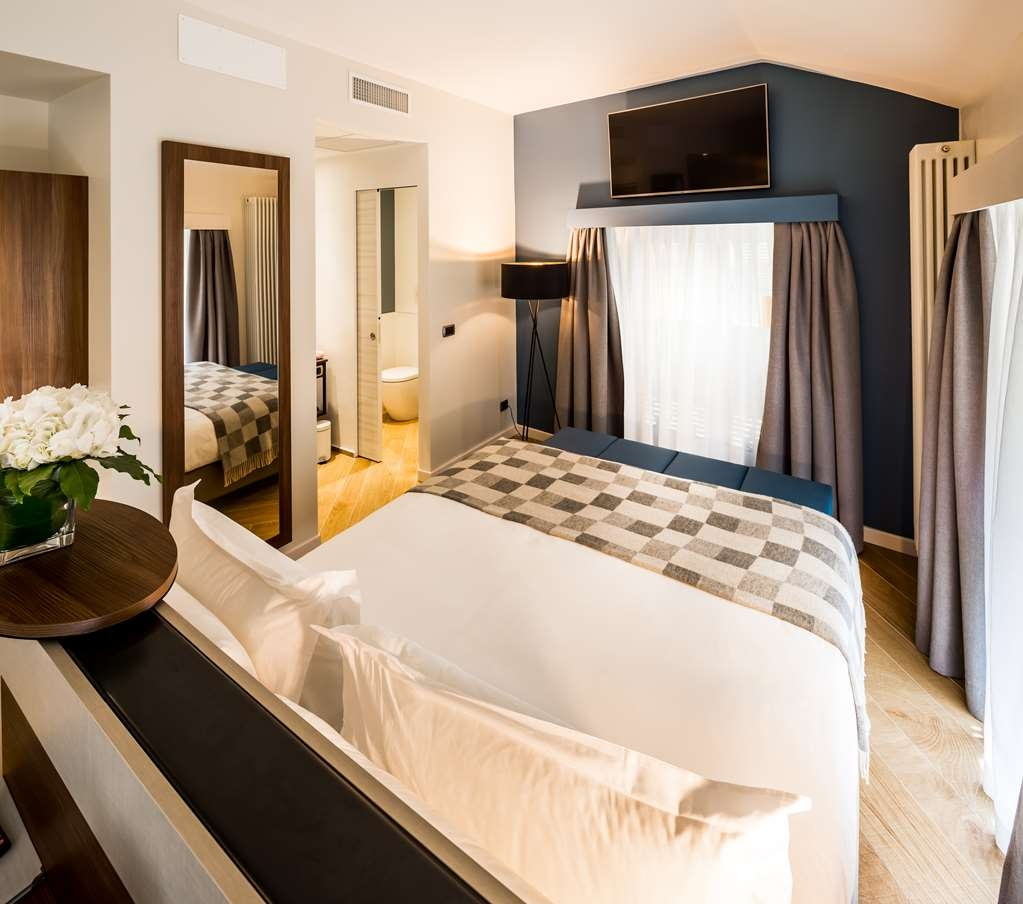 Best Western Hotel Metropoli - Double room
