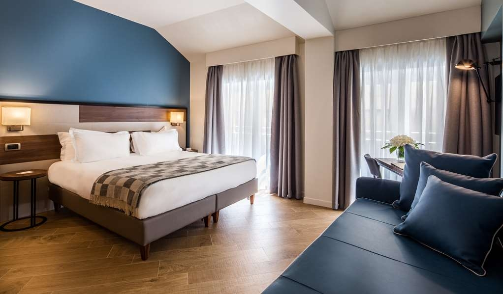 Best Western Hotel Metropoli - Triple Room