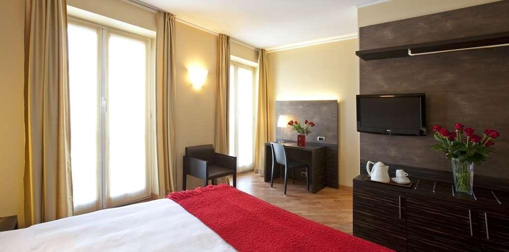 Best Western Hotel Metropoli - Gästezimmer