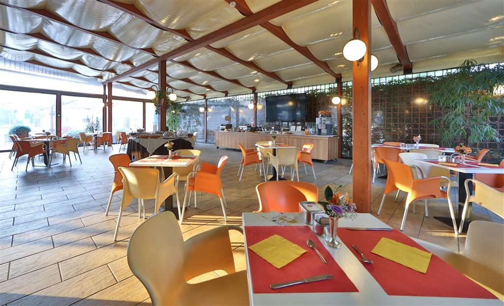 Best Western Hotel Cristallo - Restaurant / Gastronomie