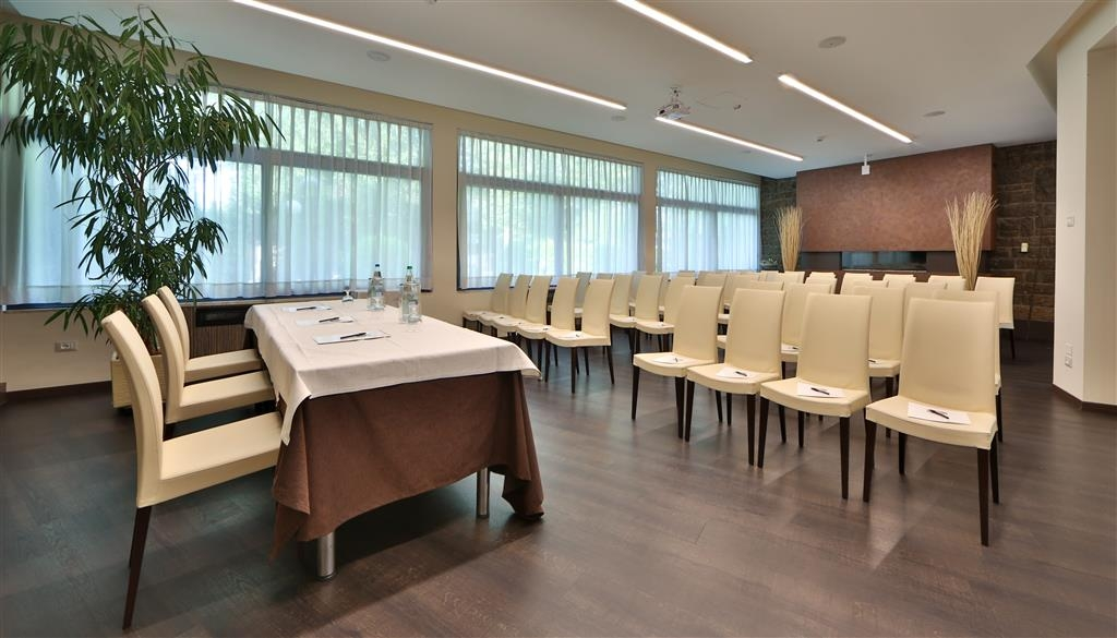 Best Western Hotel Cristallo - Meeting Room