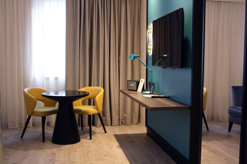 Best Western Hotel Cristallo - Gästezimmer/ Unterkünfte