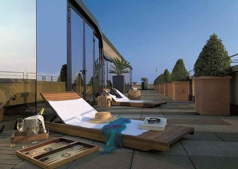 Best Western Hotel Biri - Terrace