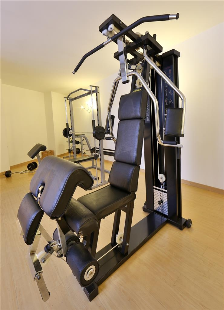 Best Western Hotel Biri - Fitness Center