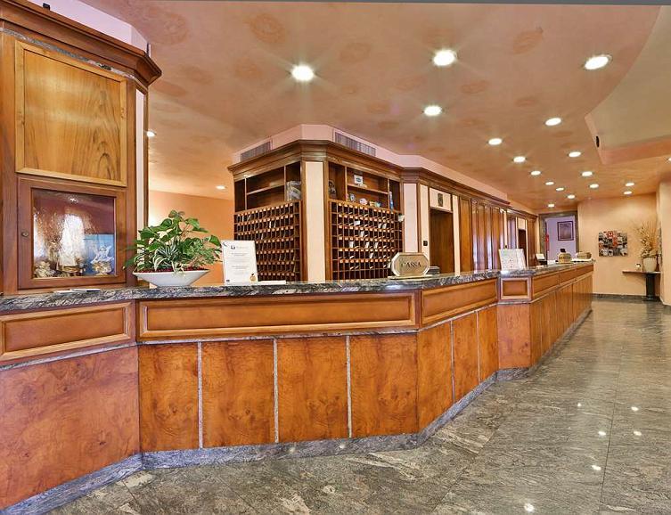 Best Western Grand Htl Guinigi - Vue du lobby